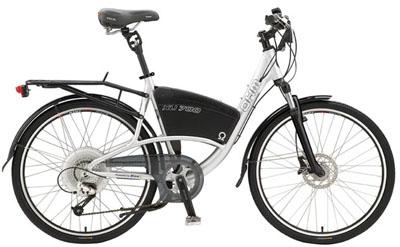 Электродвигатель для велосипеда с креплением на раму