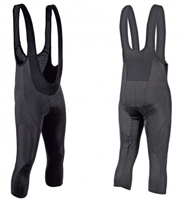 Велобриджи с лямками  MEN SPORT 3/4 BIB AUTHOR  р-р M