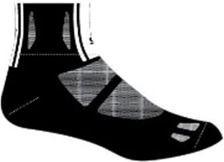 Носки FLR Elite socks р-р L (43-47)