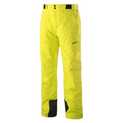 Head 2L Scout 3.0 Pants Men Yellow Race (2018)