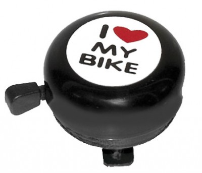 Звонок I LOVE MY BIKE